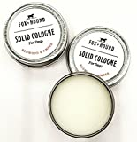 Fox + Hound Solid Cologne for Dogs (Redwood & Amber)