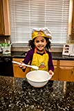 Curious Chef Children's 3-Piece Mixing Set
