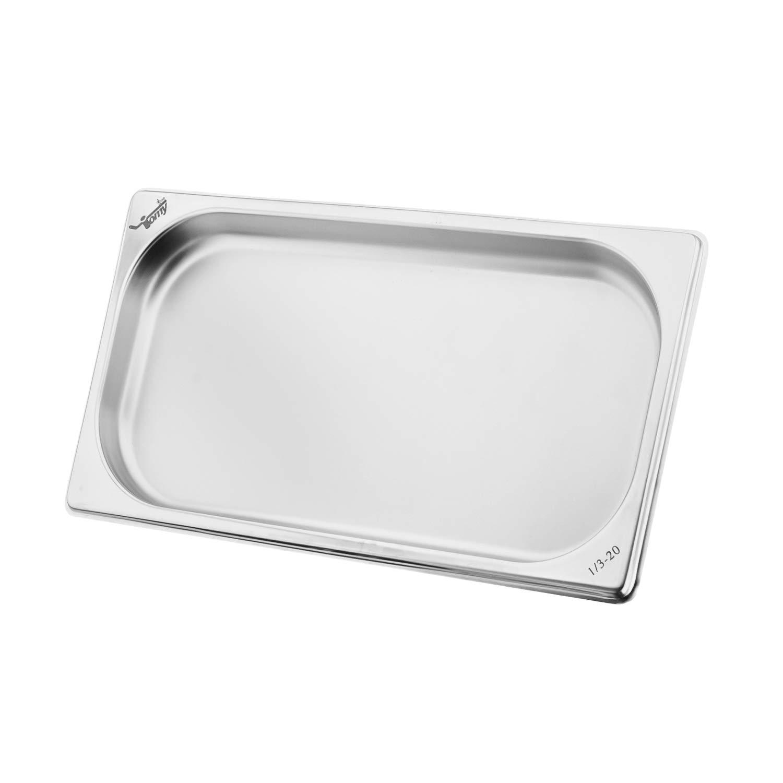 GN Bain Marie Behälter Gastronormbehälter 1//3 Edelstahl Behälter 40 mm NEU