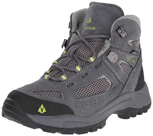 Vasque Breeze Waterproof 2.0 Hiking Boot (Toddler/Little Kid/Big Kid),Castlerock/Tender Shoots,2 M US Little Kid by Vasque