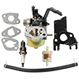 Panari Carburetor + Fuel Filter for Harbor Freight Chicago Predator Generator 68527 68528 67560 67561 69675 69676 69728 69729
