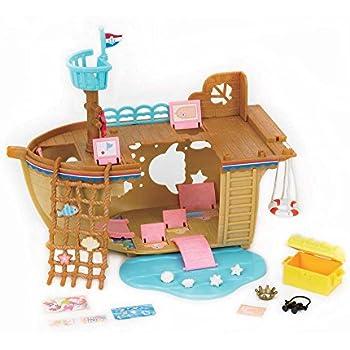 Calico Critters Adventure Treasure Ship