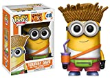 Funko POP Movies Despicable Me 3 Tourist Dave Action Figure