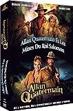 Allan Quatermain et la cité de l'or perdu - Allan Quatermain et les mines du roi Salomon - Coffret 2 DVD