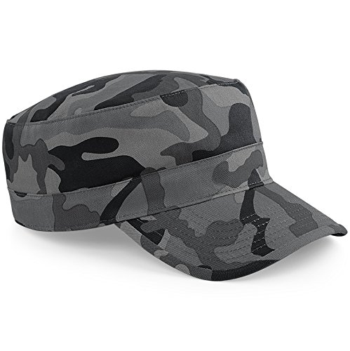 60 Second Makeover Limited Camo Army Cap Jungle, Urban, Artic, Midnight Or Field Colour Available Camouflage Fashion Hat Military