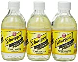 tonic water cans - Schweppes Tonic Water, 6-Pack, 10 oz Bottles
