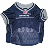 Pets First NFL New England Patriots Jersey, Large