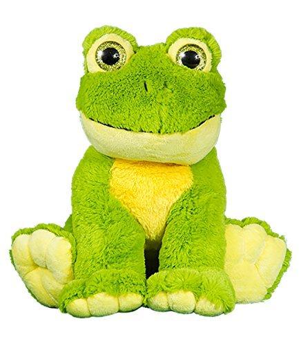 Cuddly Soft 16 inch Stuffed Frog - We stuff 'em...you love 'em! from Stuffems Toy Shop