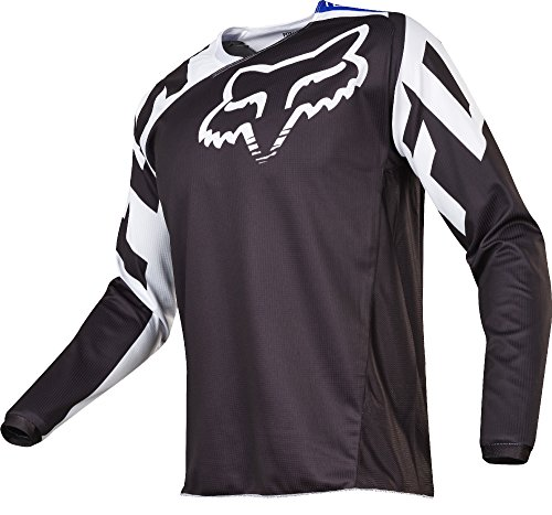 Fox Racing 2017 Youth 180 Race Jersey Black L