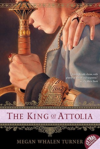 The King of Attolia (The Queen s Thief, Book 3)
