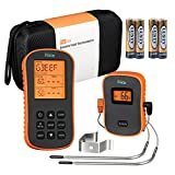 Best Dual Probe Thermometers - Riida Wireless Meat Thermometer, Remote Cooking Barbecue,Digital Grill Review