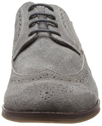 Casa Nova Lenny - Zapatos de cordones Hombre Gris (Gris Croute)