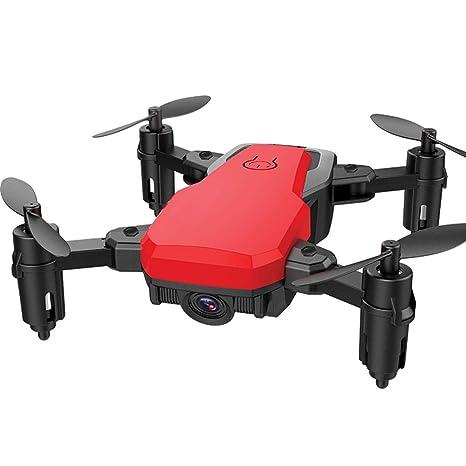KD Dron Mini Plegable Tiro aéreo Cuatro Ejes vehículo JD-16 ...