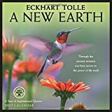 A New Earth 2017 Wall Calendar: A Year of Inspirational Quotes