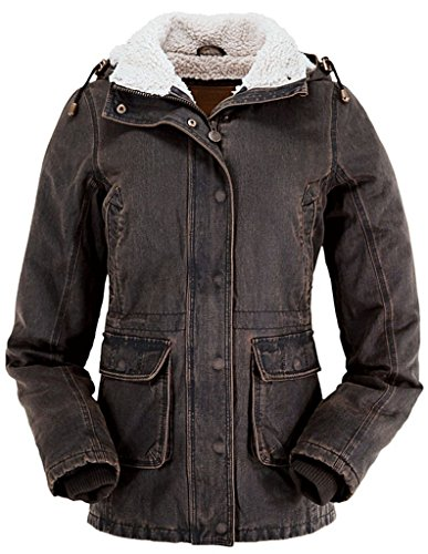 - Outback Ladies Woodbury Jacket brown size 2X