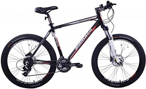 Ammaco Alpine Expert Mountain Bike