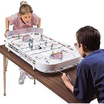 Amazon.com : Stiga Play Off Table Hockey Game : Sports & Outdoors