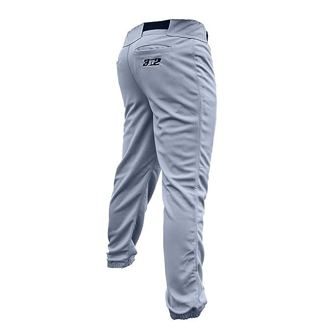 Amazon.com: Stock Poly pant-elastic dobladillo: Clothing