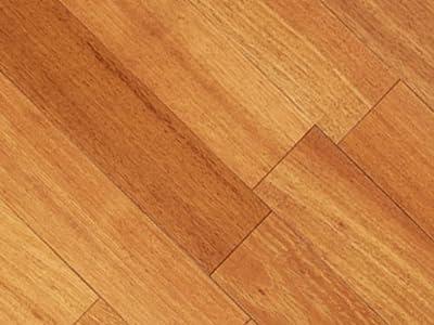 5 x 3/4 inch Greenland Solid Hardwood Kempas Natural (Honey Rose) Flooring (8 inch sample)