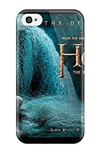 New Tpu Hard Case Premium Iphone 4/4s Skin Case Cover(the Hobbit: The Battle Of The Five Armies)