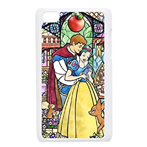 Snow White for Ipod Touch 4 Phone Case Cover S6653