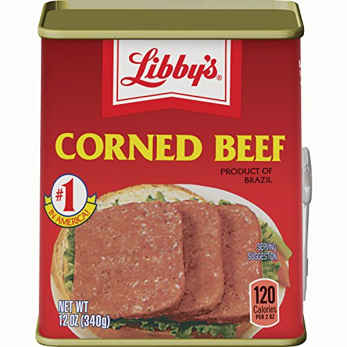 Libby's Corned Beef, 12 Ounce