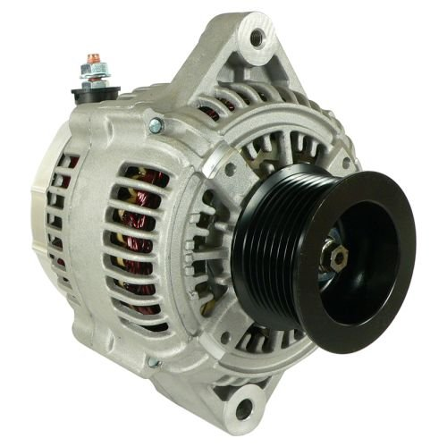 DB Electrical AND0539 Alternator (For John Deere Marine 8.1L 12.5L 140 Amp 04 05 06 07 101211-7780) by DB Electrical