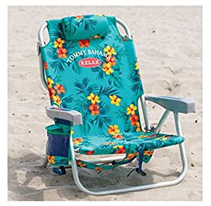 Amazon Com Tommy Bahama 2017 Backpack Cooler Beach Chair
