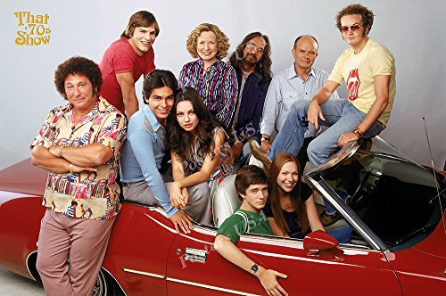 Posters USA That 70's Show TV Series Show Poster GLOSSY FINISH - TVS354 (16