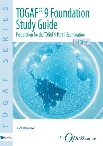 Download TOGAF® 9 Foundation Study Guide – 3rd  Edition Pdf