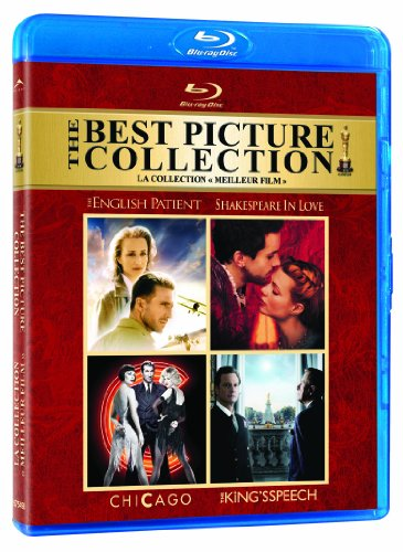 The Best Picture Collection (Chicago/English Patient/King's Speech/Shakespeare in Love)(Blu-Ray)