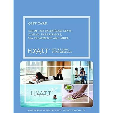 Hyatt $100 Gift Card