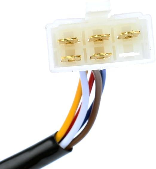 Contacteur /à cl/é convient pour Kawasaki GPZ 900 ZZR 600 27005-5051