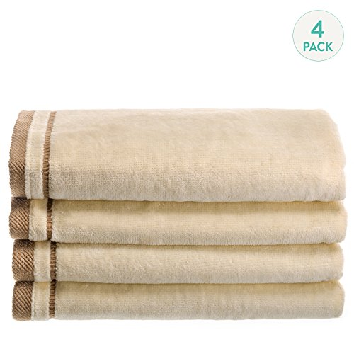 Cream Hand Towels - 2