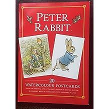 Peter Rabbit Postcard Book