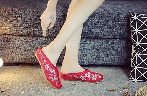 Damen Hausschuhe Lazutom Rot Rot Rot Hausschuhe Rot Damen Lazutom Lazutom Hausschuhe Lazutom Hausschuhe Damen Damen Damen Lazutom Ud6gUq