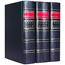 Britannica First Edition Replica Set (3 vol.)