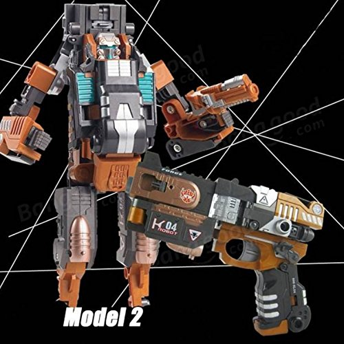 Transformers Age Of Extinction Voyager Revenge Robot Pistol Exclusive Action Figure K04