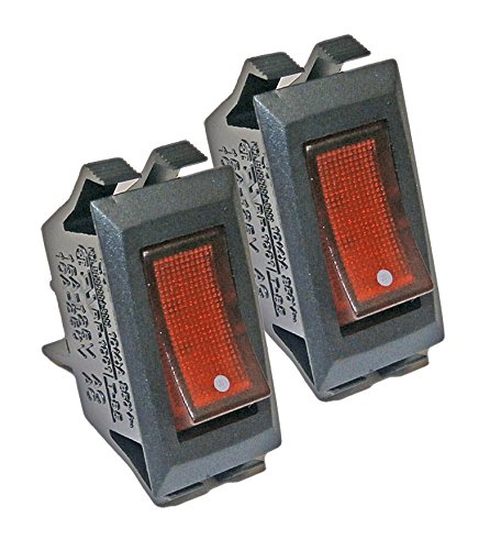 (Ryobi BGH616 Bench Grinder (2 Pack) Replacement Switch # 602101-2pk)
