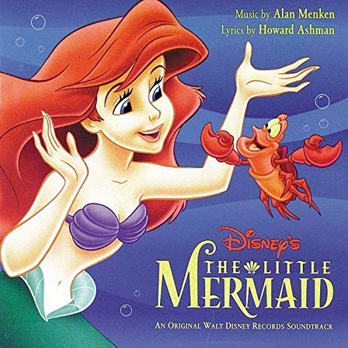 Music : The Little Mermaid: Original Motion Picture Soundtrack
