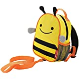 Skip Hop Zoo Little Kid Safety Harness, Brooklyn Bee
