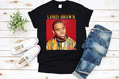 Chris Brown Shirt New Album 2019 Indigo I     - Amazon com