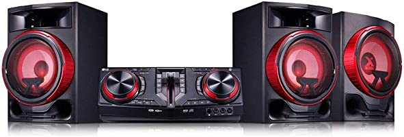 Mini System XBoom CJ88, 2250W, Efeito Turbina, Multi Bluetooth, Music Flow, LG, 2215986