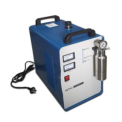BAOSHISHAN H260 150L Generador de Hidrógeno Oxígeno Soldador de Agua Llama Pulidora Generador Máquina de Pulido