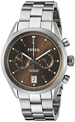 Fossil-Mens-CH2992-Del-Rey-Chronograph-Stainless-Steel-Watch-Smoke