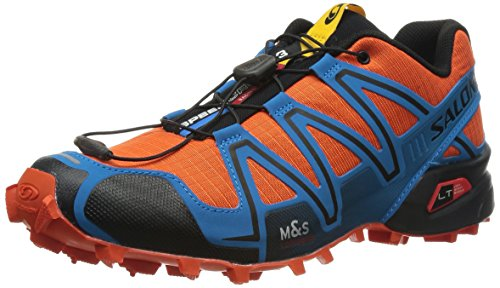 online store 22845 fd0ab Salomon Men s Speedcross 3 Trail Running Shoe,George Orange Methyl Blue  Black,10.5 M US (B00GHPB7U4)   Amazon price tracker   tracking, Amazon  price history ...