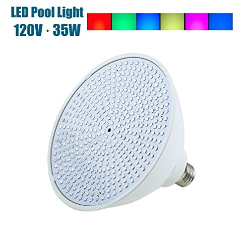 Color Changing Led Pool Light Bulb in US - 9