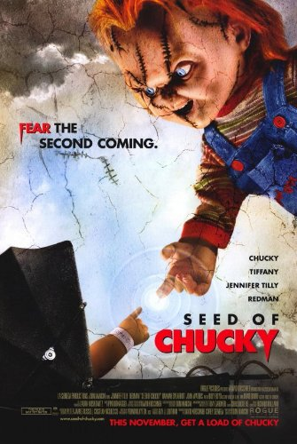 Image result for seed of chucky poster