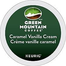 Green Mountain Coffee Caramel Vanilla Cream K-Cup Pod, 18 Count