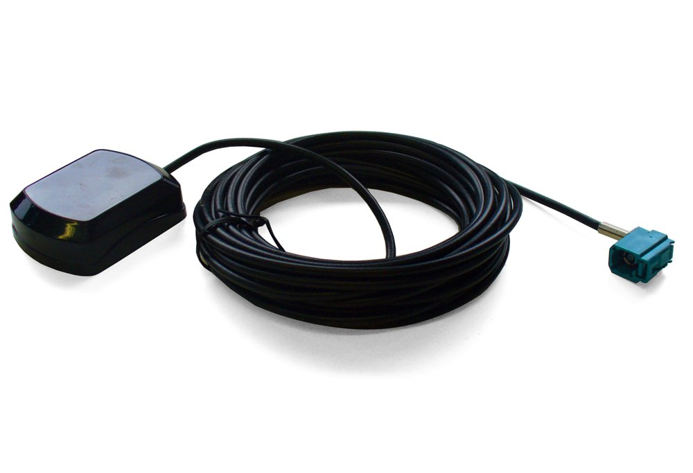 Antenne GPS Fakra (5m) pour Mercedes Comand / VW MFD2 & Audi RNS-E maxxcount.de